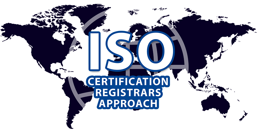ISO Certification Registrars Approach